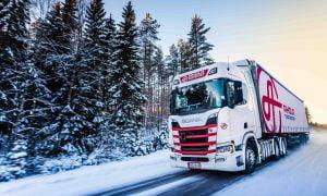 Ahola Transport kuljetusyhtiö sijoittaminen