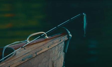 Rapala uistin kalastus vene
