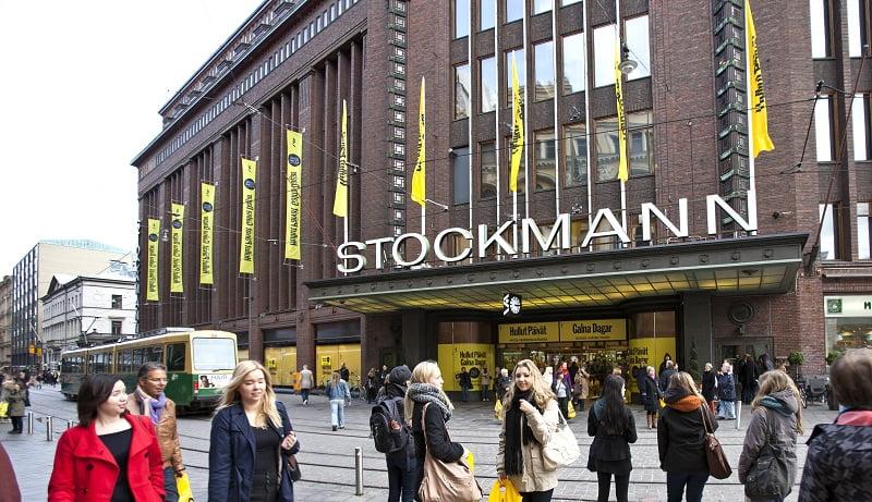 Stockmann kauppaketju Helsinki tavaratalo