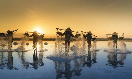 Vietnam Kauko-Itä Aasia kehittyvät taloudet