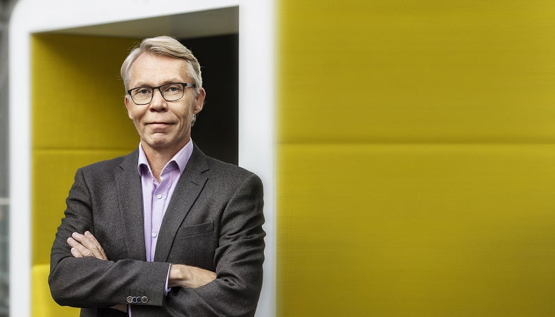 Finnveran pääekonomisti Timo Lindholm