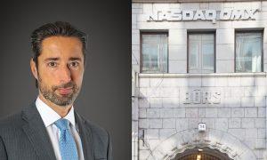 Henrik Husman Helsingin pörssi Nasdaq OMX