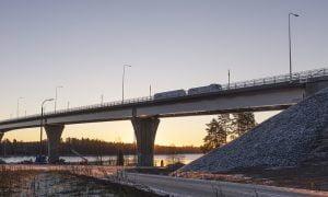 Kreate silta siltarakentaminen infrarakentaminen