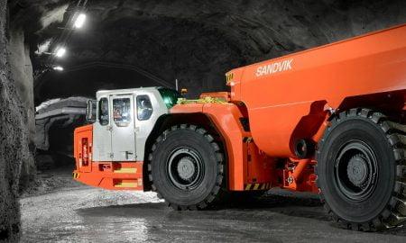 Sandvik kaivostoiminta kaivosteollisuus