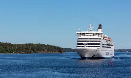 Tallink Isabelle laiva meriliikenne