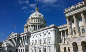 kongressitalo Capitol Hill USA senaatti edustajainhuone