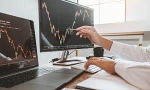 pörssi osakkeet osakemarkkinat trendi
