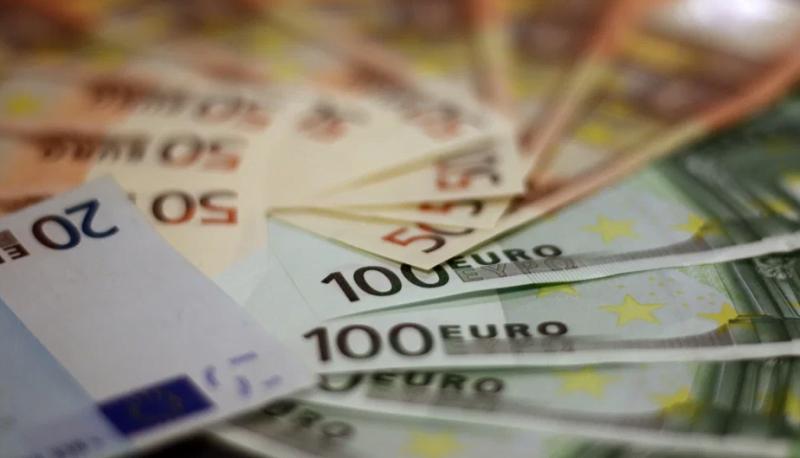 raha setelit euro valuutta talous euroalue