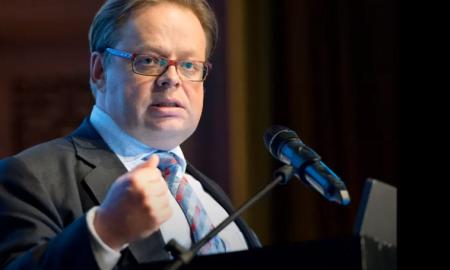 Juhana Vartiainen kansanedustaja ekonomisti