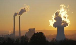 hiilivoima saastuttaminen tehtaat tehdas tuotanto