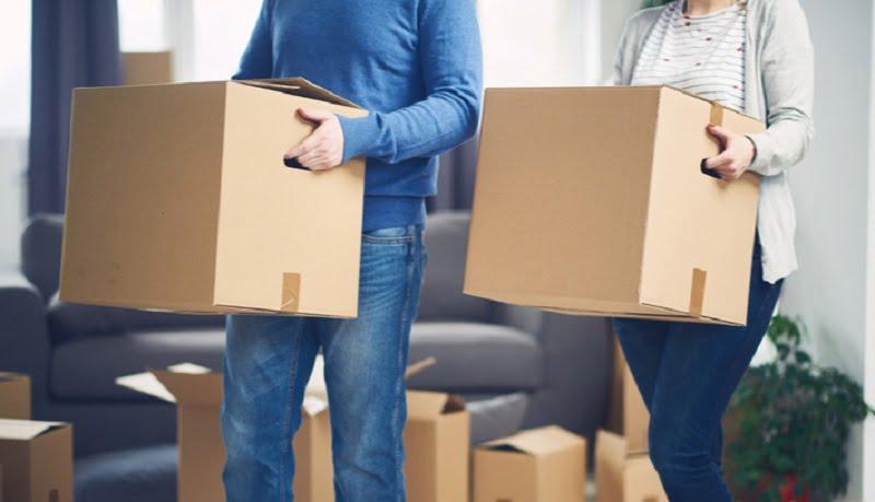 muutto vuokra asunto muuttolaatikot muutto