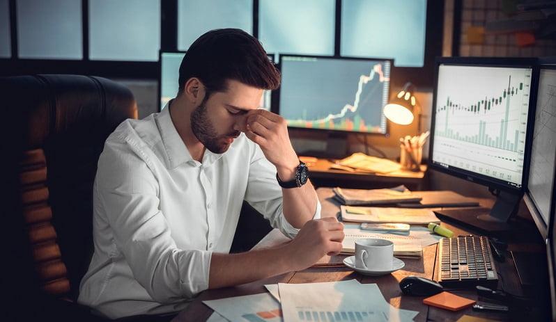 osakemarkkinat pörssi kurssiromahdus tappio pelko