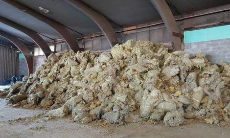 EcoUp käytetty mineraalivilla kierrättäminen