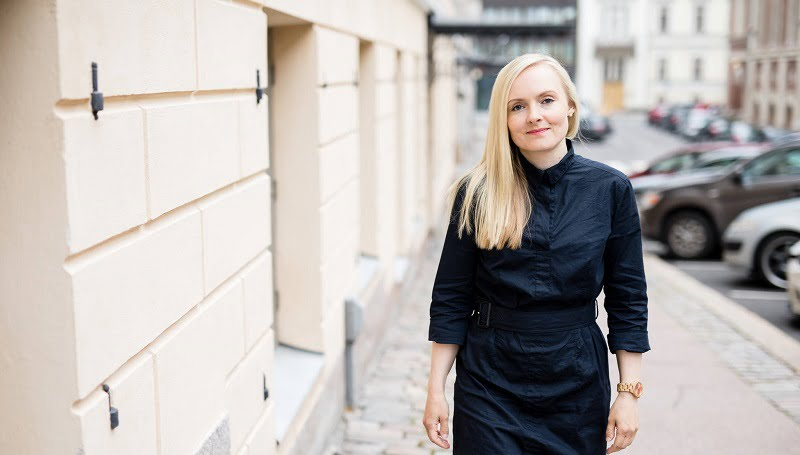 Maria Ohinsalo Vihreät