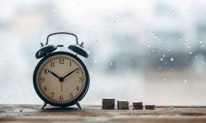 aika kello raha menestys