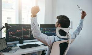osakekauppa treidaaja tuotto voitto pörssi osakemarkkinat sijoittaja