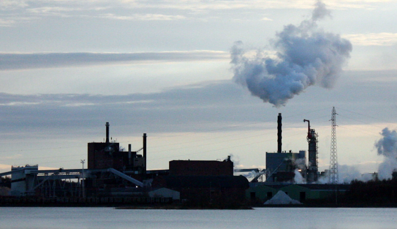 Stora Enso Veitsiluoto paperitehdas Kemi