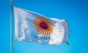 Stora Enso metsäyhtiö talous sijoittaminen metsäsektori lippu