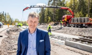 Sitowise Pekka Eloholma toimitusjohtaja