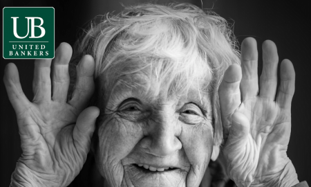 UB onnellinen vanhuus