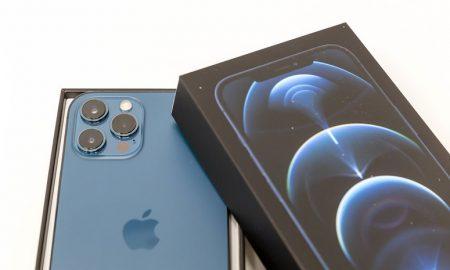 Apple iPhone 12 Pro puhelin