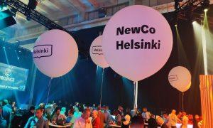 NewCo startup Helsinki yritykset