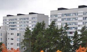 kerrostalo asuminen Helsinki asunto