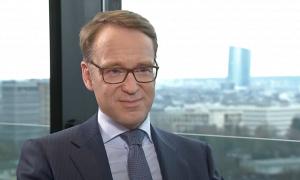 Jens Weidmann Bundesbank pääjohtaja ekonomisti