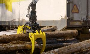 Kesla metsäteknologia puunkäsittely