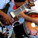 kitaristi kitara kulttuuritapahtuma kulttuuriseteli bändi musiikki