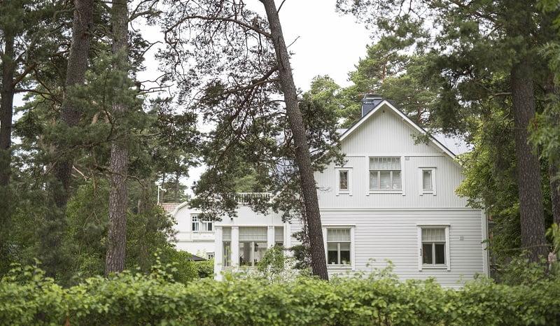 omakotitalo talo talokauppa asunto asuminen