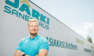Järki-Saneeraus yrittäjäpalkinto talous yrittäminen