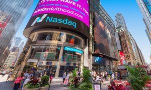 Nasdaq pörssi osakemarkkinat Wall Street