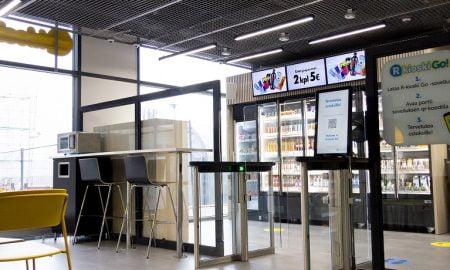 R-kioski Go kioski kauppa