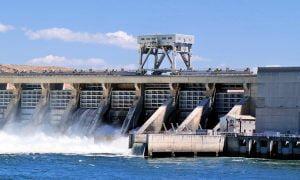 vesivoimala vesivoima energia energiantuotanto